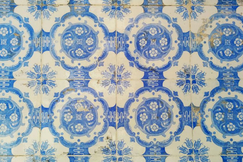 Portugalskie azulejos