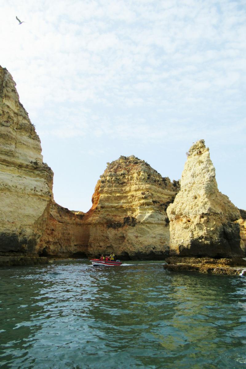 Rejs po Atlantyku z Lagos, idealna forma spędzania podróży poślubnej w Portugalii
