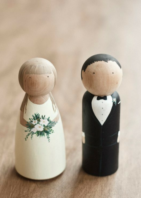 Figurki na tort od Method Shop