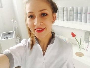 Monika Fiedurek – kosmetolog